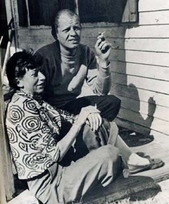 lee krasner and jackson pollock relationship with god